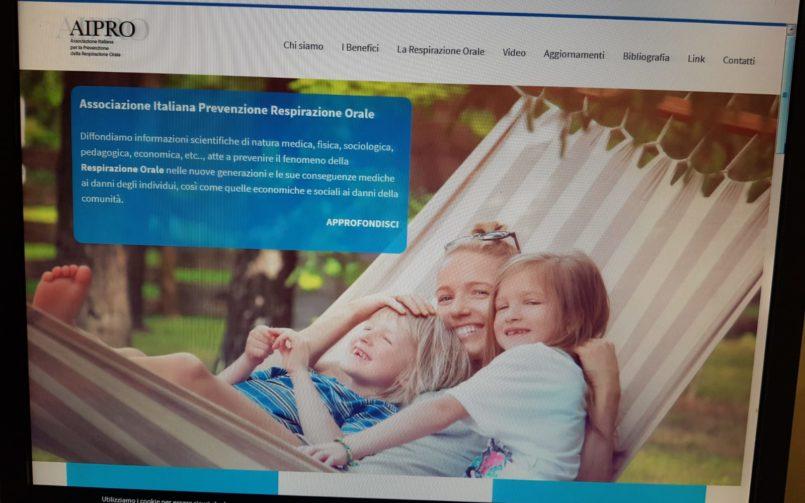 Finalmente online il nuovo sito AIPRO !