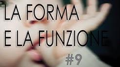 """9 – Corso per logopedisti e osteopati """"LA FORMA E LA FUNZIONE"""""""