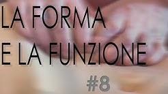 """8 – Corso per logopedisti e osteopati """"LA FORMA E LA FUNZIONE"""""""